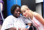 The Children's Hospital of Philadelphia (CHOP) announced a $50,000 gift from seven-time GRAMMY winner Taylor Swift, which will be used to create specialized programming for teens with cancer treated at CHOP's Cancer Center. (PRNewsFoto/The Children's Hospital of Phi..)