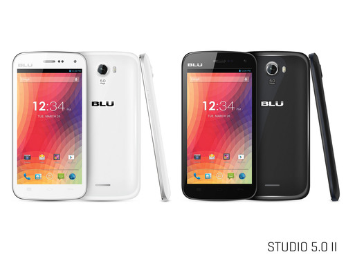BLU Products expands footprint in the North America with multiple band 4G HSPA+ devices,