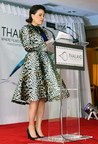 Her Royal Highness Princess Ubolratana Rajakanya delivers the introductory address at Thai Night AFM 2014