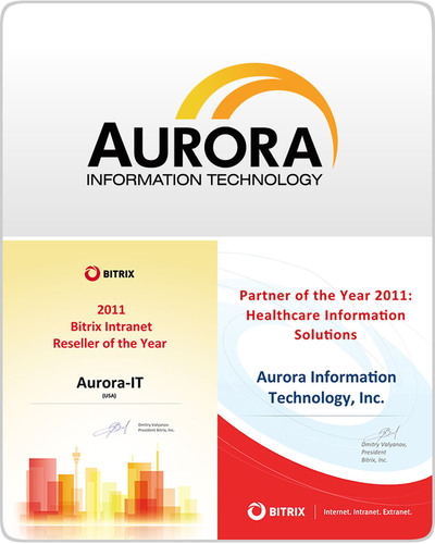 Aurora Information Technology specializes in medical website design and Internet marketing solutions for doctors, surgeons, hospitals, and medical device companies globally. The company provides a wide range of medical website development, software programming, public relations, and online publishing solutions aimed at maximizing value, increasing productivity, and reducing costs. To learn more about Aurora Information Technology, please visit, http://www.aurora-it.us/.  (PRNewsFoto/aurora-it.us)