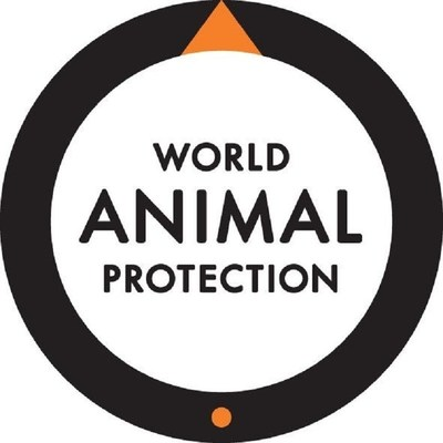 World Animal Protection Logo (PRNewsFoto/World Animal Protection)