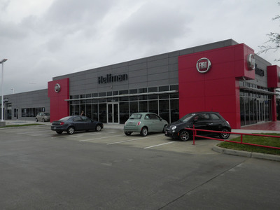 Helfman FIAT of Houston celebrates its grand opening tonight!  (PRNewsFoto/Chrysler Group LLC)