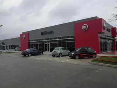 Helfman FIAT of Houston celebrates its grand opening tonight!  (PRNewsFoto/Chrysler Group LLC)