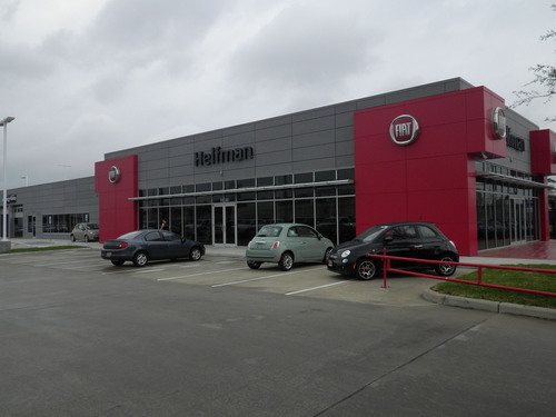 Helfman FIAT to Hold Grand Opening Tonight in Houston
