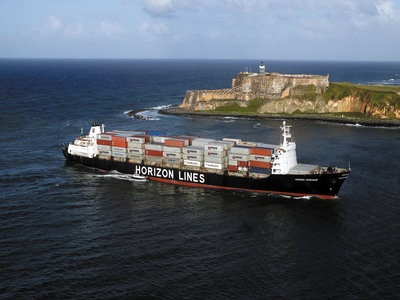 Horizon Lines To Expand Gulf Service