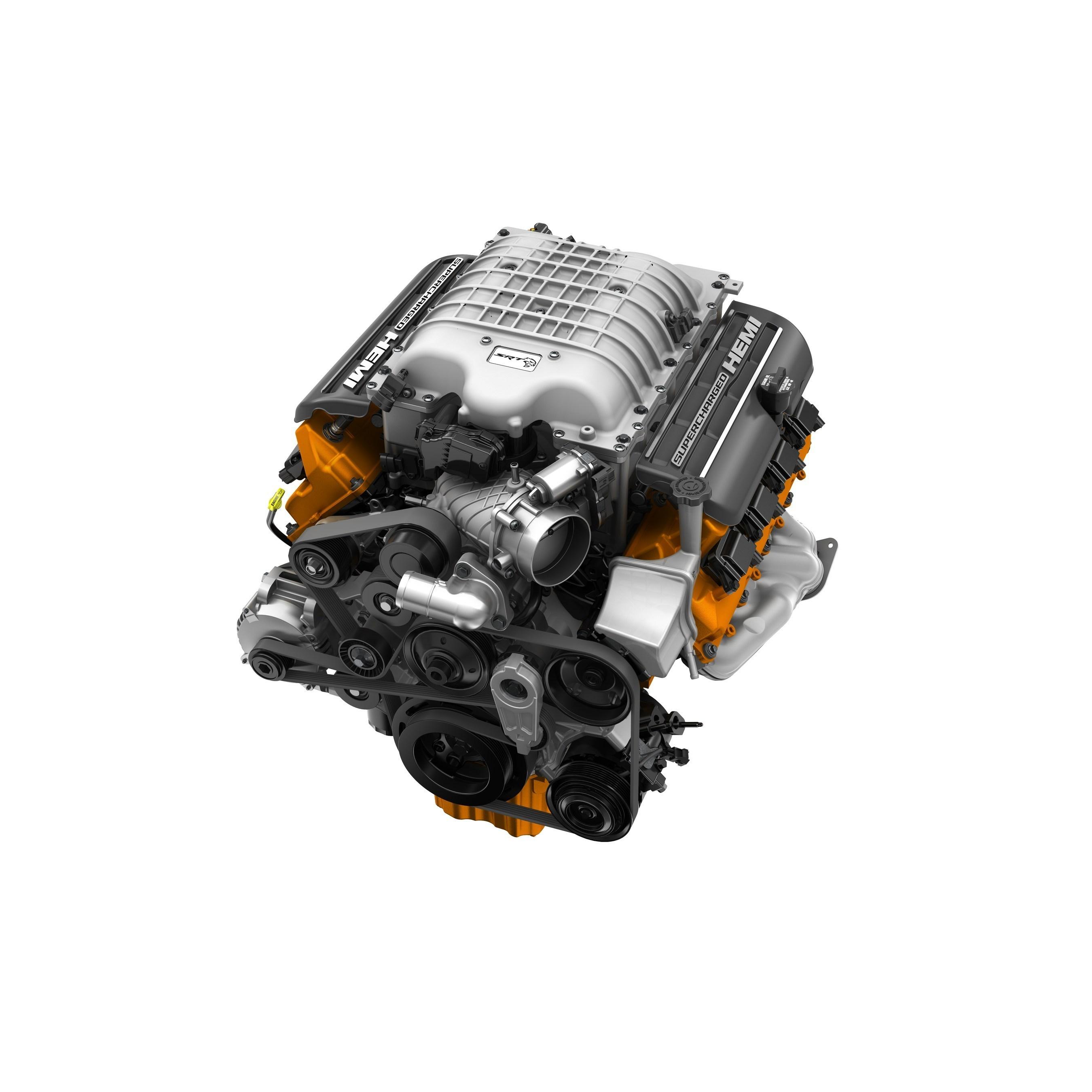 3 0 L Engine: Chrysler Group's 3.0-liter EcoDiesel V-6, 6.2-liter HEMI