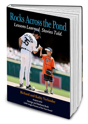 THE INFO: An odd set off coincidences has led Gardner-White to host a book signing with Justin Verlander's parents!