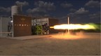 Firefly FRE-R1 engine test on Test Stand 1