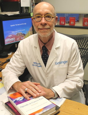 Mellar P. Davis, M.D., palliative care physician, Geisinger Health System