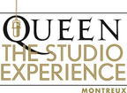 Queen: The Studio Experience Montreux.  (PRNewsFoto/Hollywood Records)