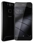New Gigaset Smartphone ME black. Photo credit: Gigaset (PRNewsFoto/Gigaset AG)