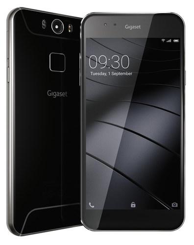 New Gigaset Smartphone ME black. Photo credit: Gigaset (PRNewsFoto/Gigaset AG) (PRNewsFoto/Gigaset AG)