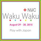 Waku Waku +NYC logo