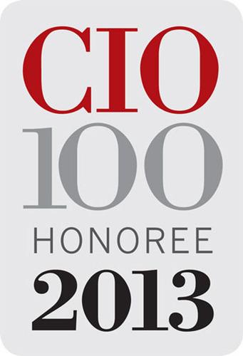CIO 100.  (PRNewsFoto/Health Decisions)