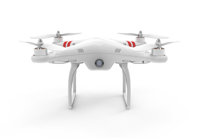 DJI's PHANTOM - the world's best easy-to-fly quadcopter for consumer use