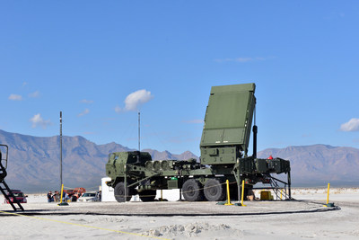 MEADS Multifunction Fire Control Radar Proves Capabilities in Performance Tests (PRNewsFoto/MEADS International)