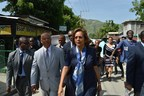Haiti presidential candidate Dr. Maryse Narcisse - Fanmi Lavalas Party
