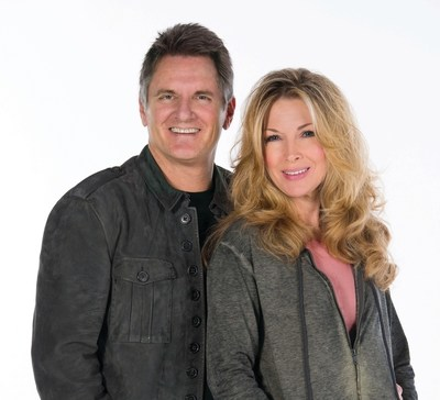 Trinity Broadcasting Network's Matthew and Laurie Crouch.
