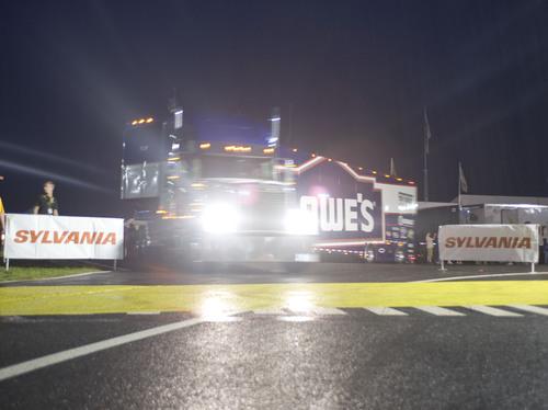 SYLVANIA SilverStar ULTRA Headlights Light the Way for NASCAR's Unseen Stars