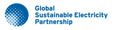 Logo of the Global Sustainable Electricity Partnership (PRNewsFoto/Global Sustainable Electricity)