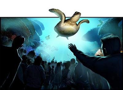 SeaWorld Orlando Announces Waves of the Future