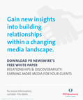 PR Newswire Shares Tips and Tactics for Gaining Earned Media through Content