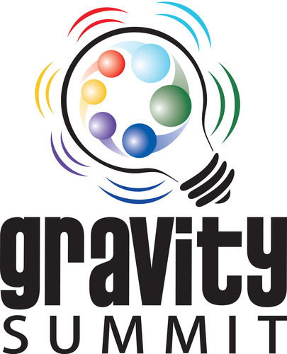 Gravity Summit logo.  (PRNewsFoto/Gravity Summit, Wesley Long)