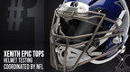 Xenith EPIC Helmet Tops Performance Testing Coordinated By The NFL