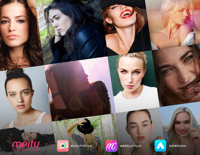 One of the world's leading app developers, Meitu, announced that its mobile photo and video apps have been installed on over 1 billion unique devices, and growing new activations by over 2 million everyday.
