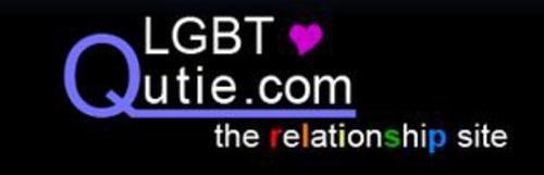 LGBTQutie.com Logo.  (PRNewsFoto/LGBTQutie.com)