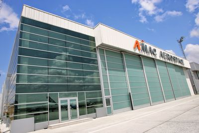 Dassault Selects AMAC Aerospace Turkey as a Falcon Authorized Service Center