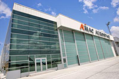 Dassault Selects AMAC Aerospace Turkey as a Falcon Authorized Service Center (PRNewsFoto/Dassault Aviation)