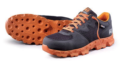 Timberland PRO® Powertrain Collection Updates Classic Indoor Safety Shoes to Exceed On-the-Job Requirements