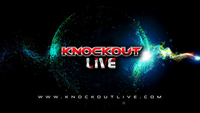 KnockoutLive.com - Expect the Unexpected.  (PRNewsFoto/Global Maximus Productions, LLC)