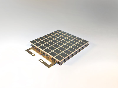 The Alphabet Energy PowerCard(TM), a robust thermoelectric device for power generation; provides high-temperature performance required for commercial viability.