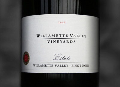 Willamette Valley Vineyards 2010 Estate Pinot Noir