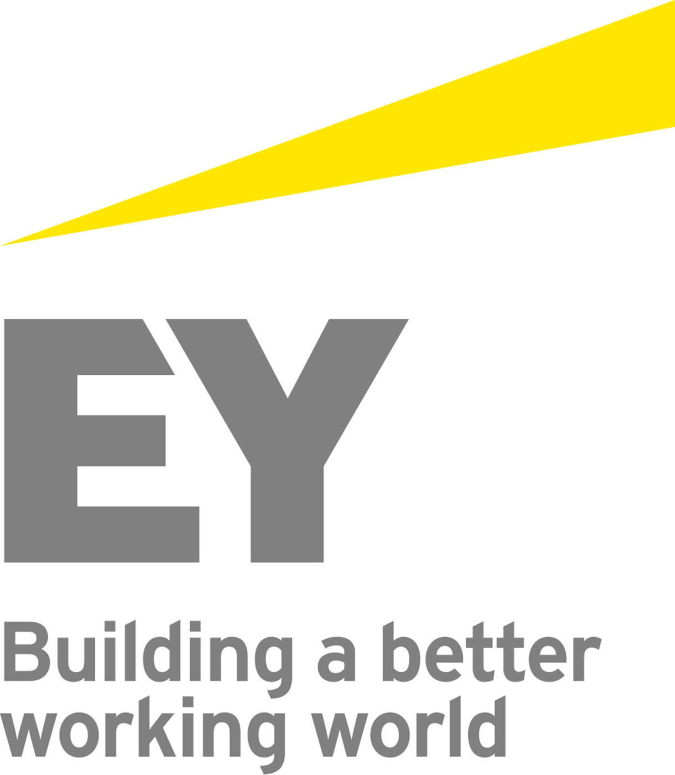 EY Building a better working world logo