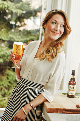 Kirin today announced it has partnered with celebrity chef and Top Chef contestant, Candice Kumai, to share Japanese-style beer pairings with foodies, as traditional Japanese and Asian-fusion cuisines continue to grow in popularity.  (PRNewsFoto/Kirin Brewery of America LLC)