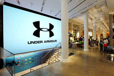 Under Armour SoHo Brand House (PRNewsFoto/Under Armour )