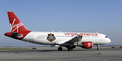 Virgin America And San Francisco Giants Score Big With Extended Partnership Agreement