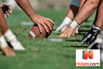 Hotels.com and StubHub Release College Bowl Game Guide.  (PRNewsFoto/Hotels.com)