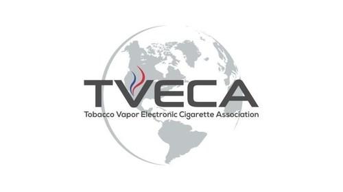 TVECA Tobacco Vapor Electronic Cigarette Association (PRNewsFoto/TVECA) (PRNewsFoto/TVECA)