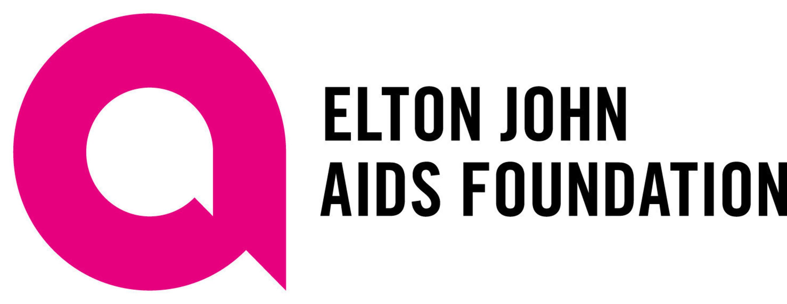 Elton John AIDS Foundation logo.