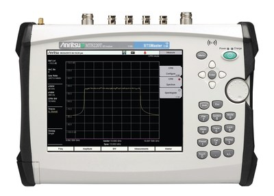 Anritsu Introduces CPRI-based Solution that Makes RRH Field Testing Easier, Faster and More Cost-efficient
