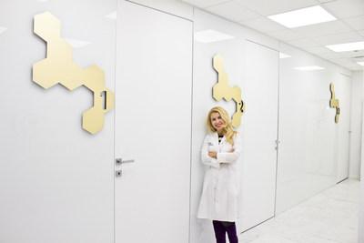 Dr. Julie Russak at Russak+ Aesthetic Center, an extension of Dr. Julie Russak's esteemed dermatology practice.