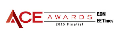 Peregrine Semiconductor has been named a finalist in 2015 EE Times and EDN ACE Awards in two categories-marketing team of the year and ultimate products, wireless/RF.