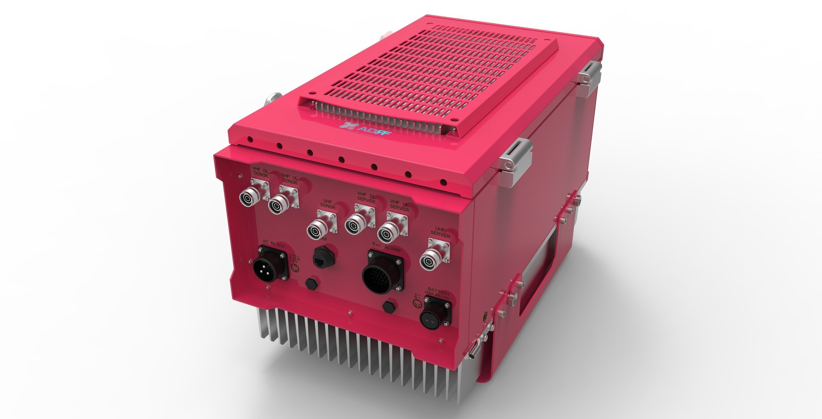 PSR-VU-9537 - ADRF's new VHF and UHF channelized digital repeater