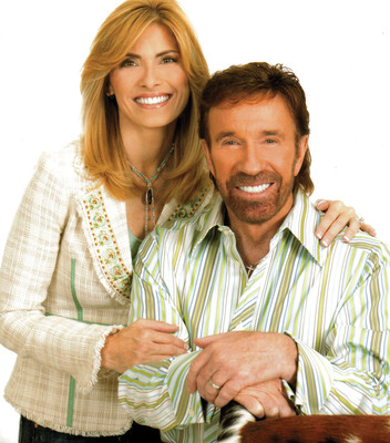 Chuck Norris and Gena Norris Named as MAX International, LLC World Wide Ambassadors for MAX Superior Health and Sports Nutraceutical Products.   (PRNewsFoto/MAX International, L.L.C.)