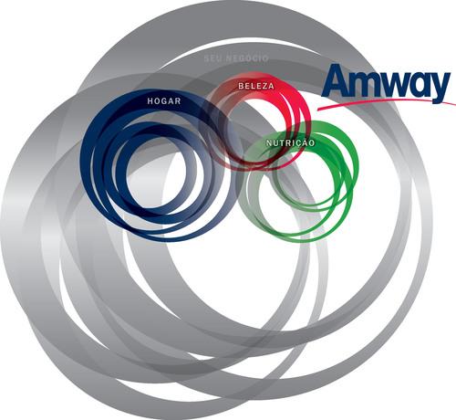 Logo Amway.  (PRNewsFoto/Amway Latin America)