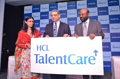 HCL Announces India's First Integrated Talent Solutions Company Launches HCL TalentCare
